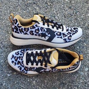 Converse Star Series RN Leopard Print Ox
